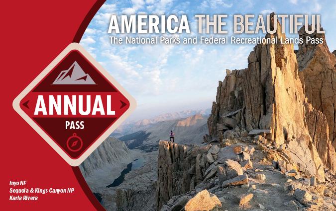 America the Beautiful Passes   Recreation gov